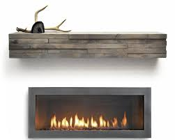 dogberry collections modern fireplace mantel shelf u0026 reviews wayfair