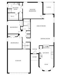 Dh Horton Floor Plans Sereno Community In Davenport