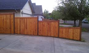 fencing lowes bamboo fencing lowes fencing cedar fence