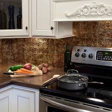 decorating awesome brown fasade backsplash wall panel