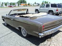 1966 rambler car cc capsule 1967 rambler rebel sst convertible u2013 rambler tries