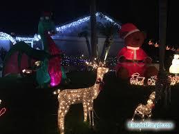 palm harbor christmas lights świąteczne domy palm harbor kierunek floryda