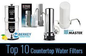 Best Faucet Water Filter Top 10 Best Countertop Water Filters Of 2017 Best Faucet Water