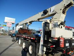 kenworth chassis 2008 national 900a kenworth chassis crane for in lone grove