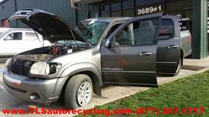 parting out 2006 toyota tundra stock 4013bl tls auto recycling