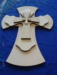 unfinished wood crosses unfinished wood cross mdf craft crosses variety of sizes c018