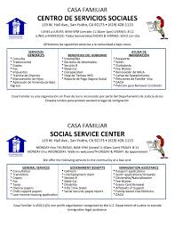 Immigration Attorney Resume Social Services