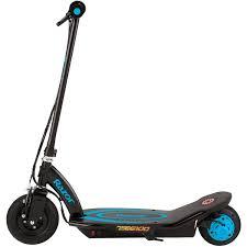 razor power core e100 electric scooter blue walmart com