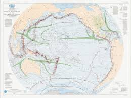 pacific region map map monday 3 hazards map of the circum pacific region