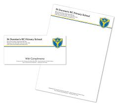 letterhead of high letterhead templates education