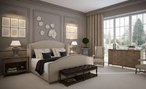 Traditional Bedroom - traditional bedroom design with contemporary furniture set home