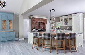 handpainted kitchen in saintfield northern ireland