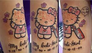 hello kitty tattoo on wrist pictures to pin on pinterest tattooskid