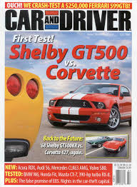 mazda car and driver ravelco car driver magazine page