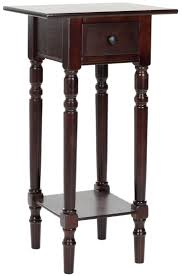 High Narrow Table by Table Enrapture Small End Tables At Target Magnificent Black End