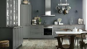 soldes cuisine equipee element de cuisine gris meuble de cuisine gris soldes cuisine