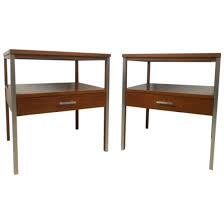 simple modern nightstand ideas for stylish bedroom