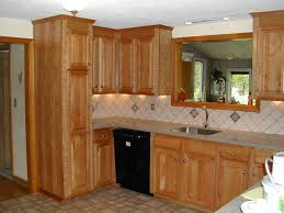furniture lovely wooden kitchen cabinet refacing with sink under