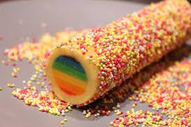pour ceux qui aiment cuisiner biscuits au coeur arc en ciel rainbow cookies pour ceux qui