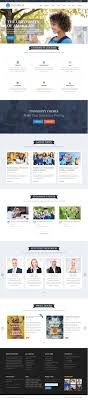 html5 templates for books universum education training event book store html5 template