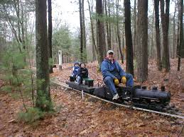 madawaska northern railroad 7 1 4 inch gauge 1 1 2 scale