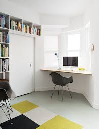 Modern Contemporary Home Office Desk Embrace Minimalism Shelf Desks With Discerning Designs