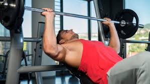 A Good Bench Press Weight Build A Strong Chest With The Incline Bench Press Stack