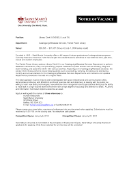 job resume cover letter example example of cover letter for resume librarian cover letter free download sample library cover letters resume