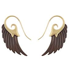 wing earrings wing earrings
