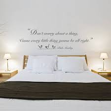 wall decal quotes for bedroom gallery including together