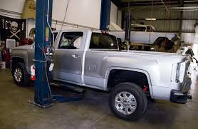 lifted gmc 1500 lifting a 2015 gmc sierra to new heights