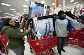 black friday getting ready target meme boycott black friday the angle boston com