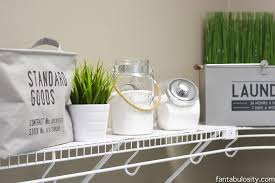 Laundry Room Decor And Accessories Diy Laundry Room Shelving Storage Ideas Fantabulosity