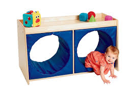 infant activity table toy infant crawl thru activity table