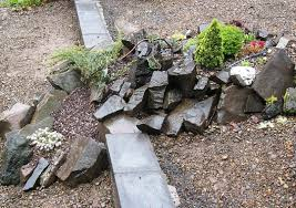 Small Rock Garden Images Simple Rock Garden Designs