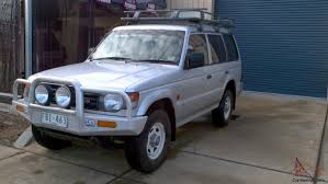 pajero gls lwb 4x4 1992 4d wagon 5 sp manual 4x4 3l multi in