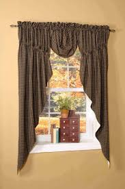 curtain old fashioned country curtains awesome delectable rustic