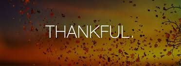 thanksgiving message be grateful and enjoy the portland writer