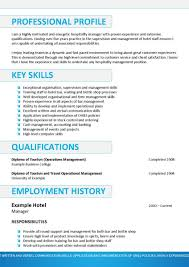 Resume Employment History Format by Top Restaurant Executive Chef Resume Samples Useful Materials For