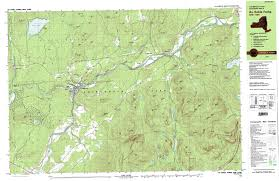 New York Maps by New York Topo Maps 7 5 Minute Topographic Maps 1 24 000 Scale