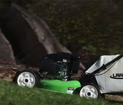lawnboy mowers all wheel drive mower