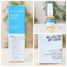 Serum Acne serum acne agrindo richelle shop