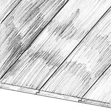 Tongue And Groove Shiplap Top 5 Natural Wood Siding Types The Carriage Shed