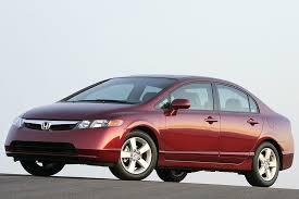 2007 honda civic overview cars com