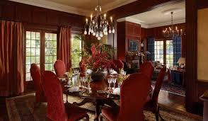 Diablo Mansion Dining Room Traditional Dining Room San - Mansion dining room