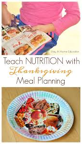 3 no fuss thanksgiving nutrition activities for preschoolers