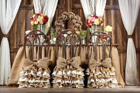 burlap decorations for wedding burlap wedding decor bazaraurorita