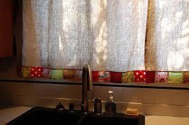 Terrific Kitchen Curtain Ideas SloDive - Simple kitchen curtains