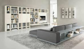 Grey Modern Sofa by Modern Living Room Design With Grey Furniture