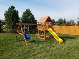 woodplay playsets swing sets and playhouse in indianapolis
